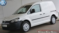 2013 VOLKSWAGEN CADDY 1.6TDi C2 PANEL VAN 5-SPEED 101 BHP - NO VAT £6990.00