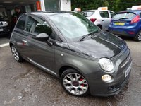 USED 2014 64 FIAT 500 0.9 TWINAIR GQ 3d 105 BHP *RARE* GQ Special Edition with Two-Tone Finish + 6 Speed 105BHP! One Lady Owner from new, Just Serviced by ourselves, Minimum 8 months MOT, Excellent fuel economy! ZERO Road Tax!
