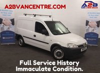 2011 VAUXHALL COMBO 1.2 1700 CDTI 75 BHP Full Service History, Roof Bars, Ply Lined, 4.9 % Flat Rate Available £2780.00