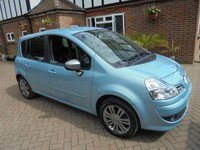 USED 2011 61 RENAULT GRAND MODUS 1.1 DYNAMIQUE TCE 5d Part Leather 100 BHP