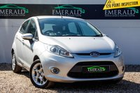USED 2011 61 FORD FIESTA 1.2 ZETEC 5d 81 BHP £0 DEPOSIT FINANCE AVAILABLE, AIR CONDITIONING, AUX/CD/RADIO, BLUETOOTH CONNECTIVITY, CLIMATE CONTROL, CLOTH UPHOLSTERY, STEERING WHEEL CONTROLS, VOICE ACTIVATED CONTROLS, USB INPUT
