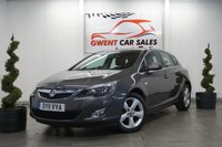 USED 2011 11 VAUXHALL ASTRA 1.4 SRI 5d 98 BHP **DRIVES SUPERB WITH BLUETOOTH AND AIR CON**