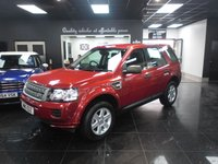 2013 LAND ROVER FREELANDER 2.2 TD4 GS 5d AUTO 150 BHP £SOLD