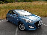 2014 HYUNDAI I30 1.6 ACTIVE BLUE DRIVE CRDI 5d 109 BHP £5990.00
