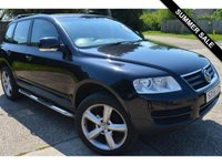 USED 2006 56 VOLKSWAGEN TOUAREG 2.5 TDI 5dr ***FULL SERVICE HISTORY***