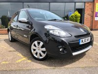 2010 RENAULT CLIO 1.1 20TH TCE 5d 100 BHP £3295.00