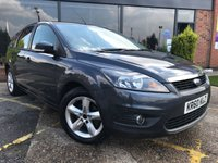 USED 2011 60 FORD FOCUS 1.6 ZETEC 5d 99 BHP