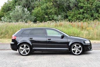 2012 AUDI A3 2.0 TDI Black Edition Sportback 5dr £9990.00