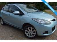 USED 2010 60 MAZDA 2 1.3 TS2 5dr ***LOW MILEAGE***