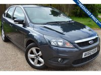 USED 2010 60 FORD FOCUS 1.6 TDCi DPF Zetec 5dr ***LOW MILEAGE DIESEL***