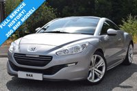 2013 PEUGEOT RCZ 1.6 THP SPORT 2d 200 BHP £9590.00