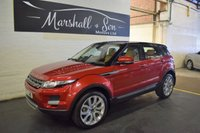 2013 LAND ROVER RANGE ROVER EVOQUE 2.2 SD4 PURE TECH 5d 190 BHP 4X4 £17899.00