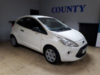 USED 2011 61 FORD KA 1.2 STUDIO 3d 69 BHP * ONE OWNER * 12 MONTHS MOT *