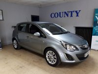 USED 2014 14 VAUXHALL CORSA 1.2 SE 5d 83 BHP * TWO OWNERS WITH HISTORY *