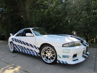 1996 NISSAN SKYLINE R33 GTR 2.6 Twin Turbo £24895.00