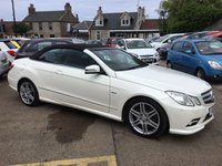 2010 MERCEDES-BENZ E CLASS 2.1 E250 CDI BLUEEFFICIENCY SPORT 2d AUTO 204 BHP £13500.00