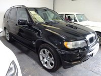USED 2003 53 BMW X5 2.9 D SPORT 5d AUTO 181 BHP FINANCE & PART EXCHANGE WELCOME
