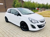 2014 VAUXHALL CORSA 1.2 LIMITED EDITION 3d 83 BHP £5995.00