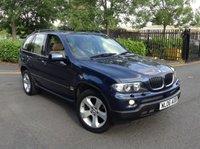 USED 2006 06 BMW X5 3.0 D SPORT 5d AUTO 215 BHP