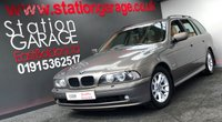 2002 BMW 5 SERIES 2.9 530D SE TOURING 5d AUTO 191 BHP £3995.00