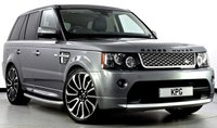 USED 2013 13 LAND ROVER RANGE ROVER SPORT 3.0 SD V6 Autobiography Sport 4X4 5dr Auto [8] Full L/Rover Service History +