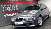 2002 BMW 5 SERIES 2.9 530D SPORT TOURING 5d AUTO 191 BHP £4995.00