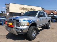 USED 2002 51 DODGE RAM 4.7 4dr Doublecab