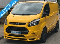 2014 FORD TRANSIT CUSTOM L1H1 330 SWB LOW ROOF 2.2 125BHP £11995.00