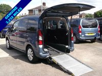 2015 CITROEN BERLINGO MULTISPACE PLUS 1.6 HDI  WHEELCHAIR ACCESS WAV £11995.00