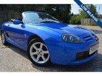 USED 2003 03 MG TF 1.8 2dr ***LOW MILEAGE***