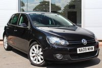 USED 2009 09 VOLKSWAGEN GOLF 2.0 GT TDI 5d 138 BHP LOW MILES. FULL SERVICE RECORD