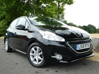 USED 2015 15 PEUGEOT 208 1.4 ACTIVE HDI 5d 68 BHP