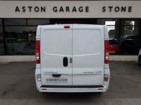 USED 2013 13 VAUXHALL VIVARO 2.0 2900 CDTI SPORTIVE LWB 113 BHP **AIR CON** ** BLUETOOTH * AIR CON **
