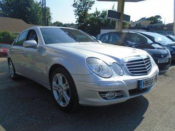 2008 MERCEDES-BENZ E CLASS 3.0 E280 CDI AVANTGARDE 4d AUTO 187 BHP £3995.00
