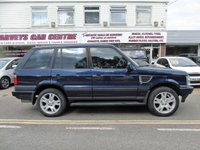 2000 LAND ROVER RANGE ROVER 2.5 HSE D 5d AUTO 134 BHP £995.00