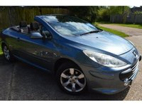 USED 2006 56 PEUGEOT 307 2.0 16v S 2dr ***LOW MILEAGE***