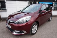 USED 2014 14 RENAULT GRAND SCENIC 1.5 DYNAMIQUE TOMTOM NAV DCI AUTO FSH-7 SEATS FSH, 2 Owner, 7 Seats, £120 Tax, Half Leather, Sat NAV