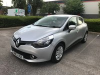 USED 2013 63 RENAULT CLIO 0.9 EXPRESSION PLUS ENERGY TCE ECO2 S/S 5d 90 BHP