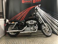 USED 2008 08 HARLEY-DAVIDSON SPORTSTER 883cc XL 883 C SPORTSTER