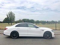 2017 MERCEDES-BENZ E 63 AMG 4.0 AMG E 63 4MATIC PREMIUM 4d AUTO 564 BHP £64995.00