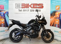 USED 2009 59 KAWASAKI KLE 650 VERSYS (A9F) 650CC PARALLEL TWIN