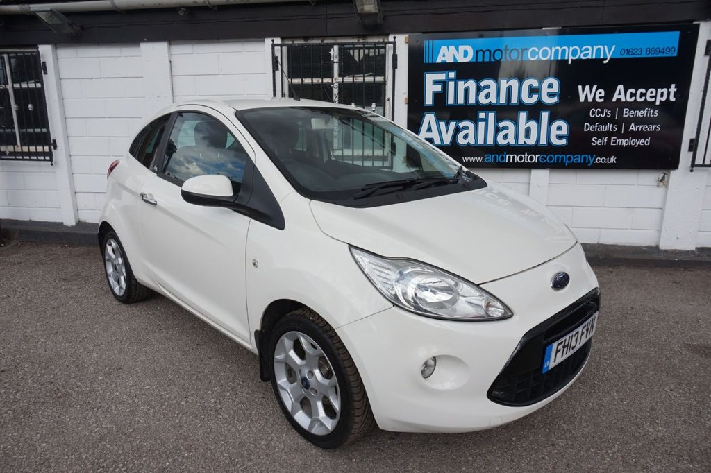 Used   Ford Ka  D  Owners History B