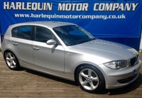 2007 BMW 1 SERIES 2.0 118I SE 5d 141 BHP £4999.00