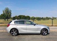 2014 BMW 1 SERIES 1.6 116I SPORT 5d 135 BHP £10995.00
