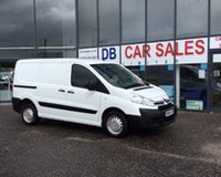 2014 CITROEN DISPATCH 1.6 1000 L1H1 ENTERPRISE HDI 1d 89 BHP £7475.00