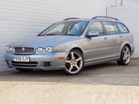 2008 JAGUAR X-TYPE 2.2d SE Estate Diesel 5dr £2280.00