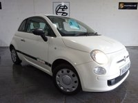 USED 2009 09 FIAT 500 1.2 POP 3d 69 BHP 09 reg only done 58,000 miles