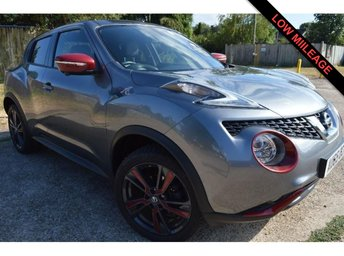2015 NISSAN JUKE 1.5 dCi Tekna (s/s) 5dr (Xenons, Open-air roof) £11000.00
