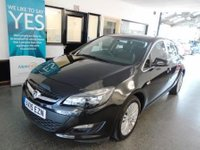 2015 VAUXHALL ASTRA 1.6 EXCITE 5d 113 BHP £SOLD
