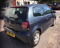 USED 2006 06 VOLKSWAGEN POLO 1.2 S 3d 54 BHP